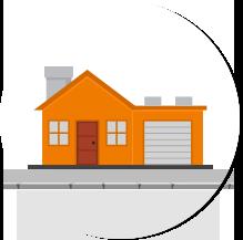 Talon, kiveyksien ja asfaltin pohjatyöt